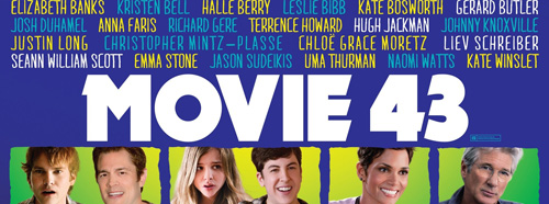 MOVIE 43 New on DVD and Blu-Ray