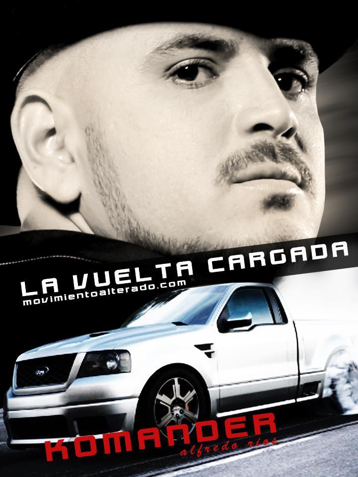 El Komander – La Vuelta Cargada (Estudio 2011)