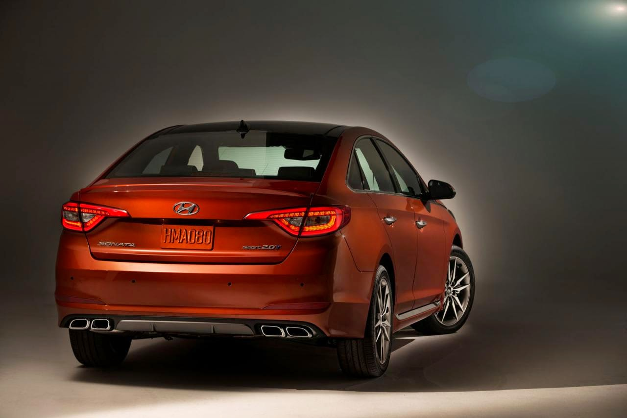 new car launches for 2014Allnew Hyundai Sonata launched for the 2015 model year over at