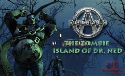 Download Game Borderlands: The Zombie Island of Dr Ned