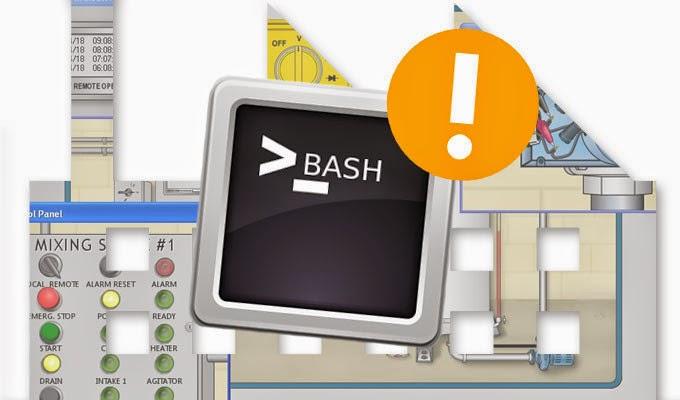 bash vulnerability - shellshock