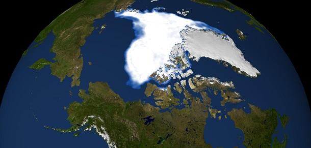 Assista ao degelo do Ártico nos últimos 25 anos (com video)