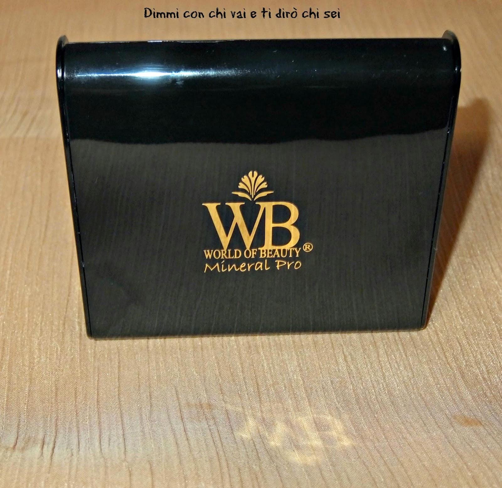 mini lipstick kit di world of beauty mineral pro