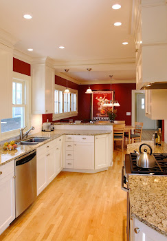 COTY Award Winning Kitchen