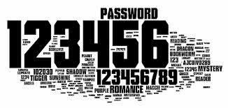 coomon passwords