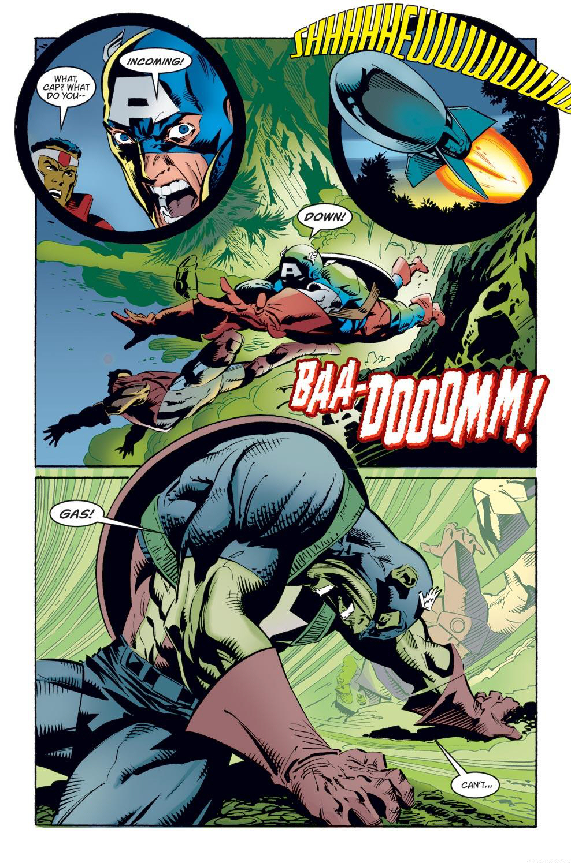 Captain America (1998) Issue #25 #31 - English 37