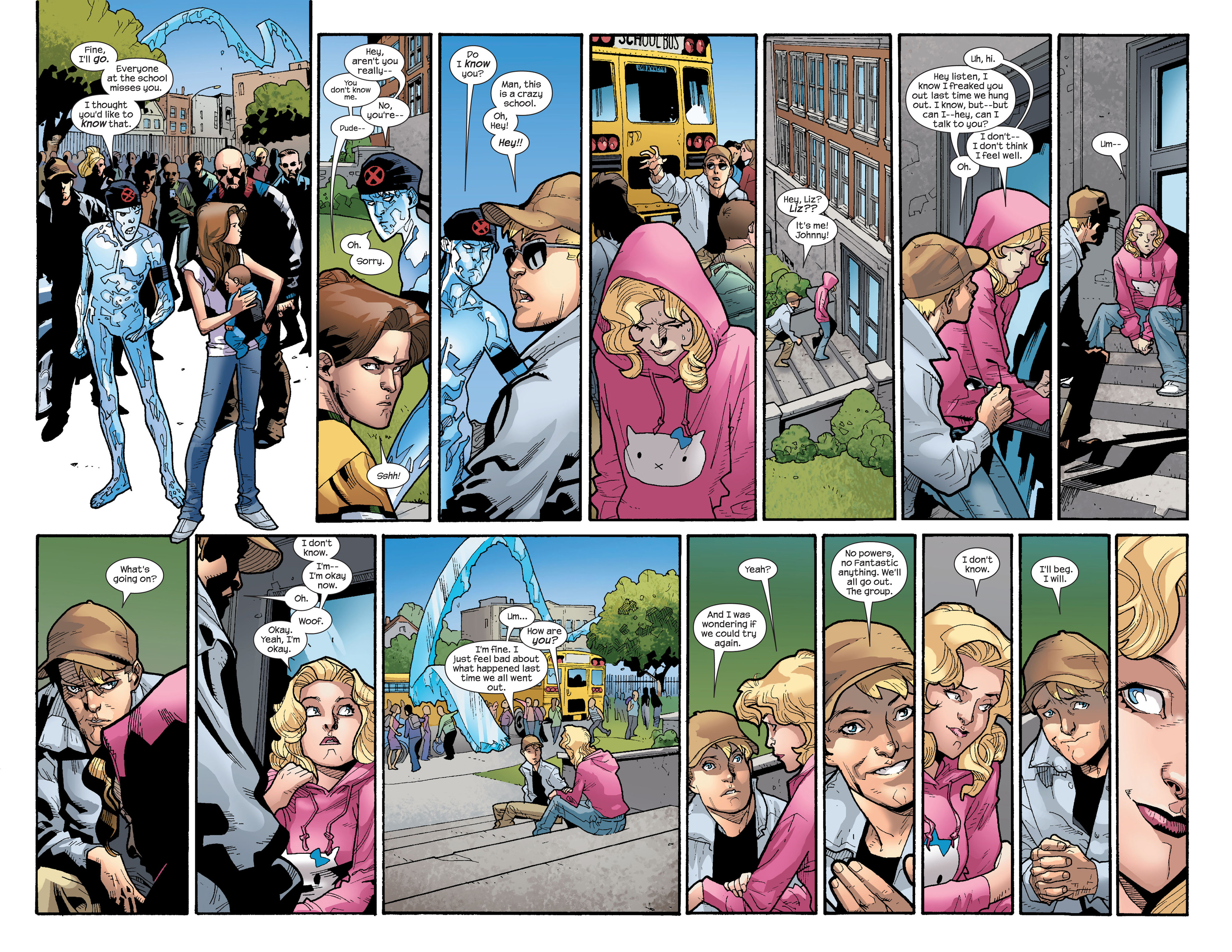 Ultimate Spider-Man (2000) Issue #118 #122 - English 15