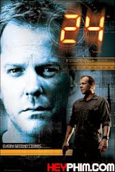24 Giờ Chống Khủng Bố 2 - 24 Hours Season 2