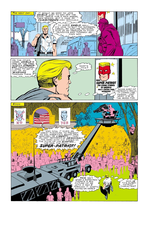 Captain America (1968) Issue #323 #251 - English 12