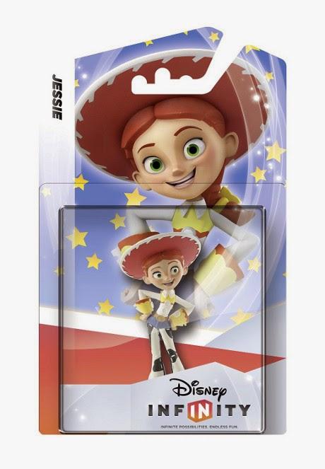 JUGUETES - DISNEY Infinity 1.0 - Figura Jessie : Toy Story   (6 Febrero 2015) | Muñeco | Videojuegos Producto Oficial | A partir de 7 años Xbox One, PlayStation 4, Nintendo Wii U, PlayStation 3, Xbox 360