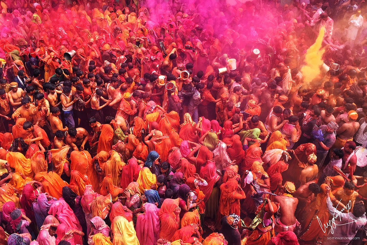 Upcoming Events | Holi Celebration 2016 @ NY | EZNepal