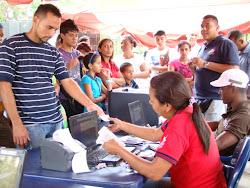 Operativo de Cedulacion Promovido por la Alcaldia del Municipio Independencia