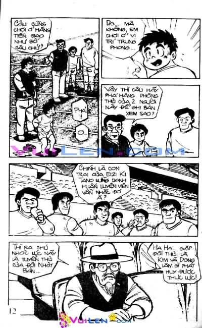 Jindodinho - Đường Dẫn Đến Khung Thành III  Tập 15 page 12 Congtruyen24h