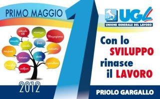 Ugl celebra 1 maggio a priolo gargallo for Priolo arredamenti roma