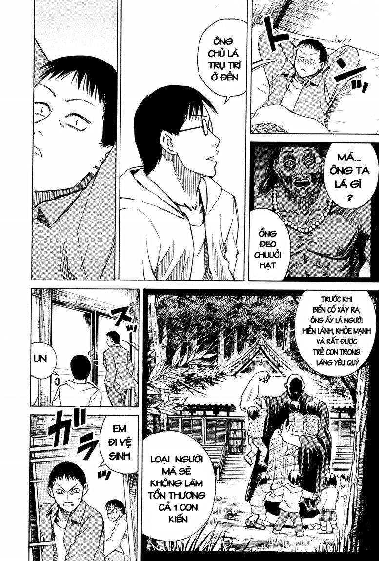 Higanjima chap 53 page 13 - IZTruyenTranh.com