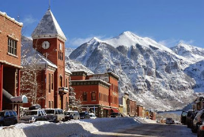 Telluride, Colorado, January 29-31, 2015.  The Saratoga Skier and Hiker, first-hand accounts of adventures in the Adirondacks and beyond, and Gore Mountain ski blog.