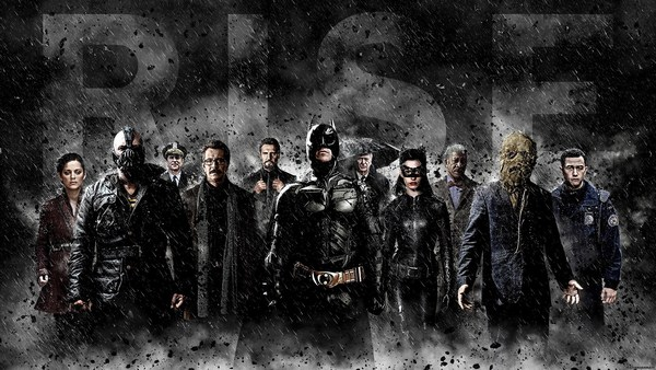 Batman Trilogy Wallpaper Download Full HD