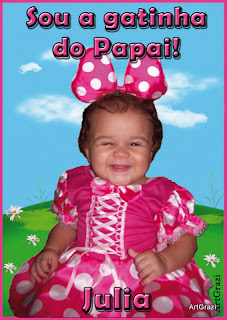 Camisa Personalizada Minnie Rosa