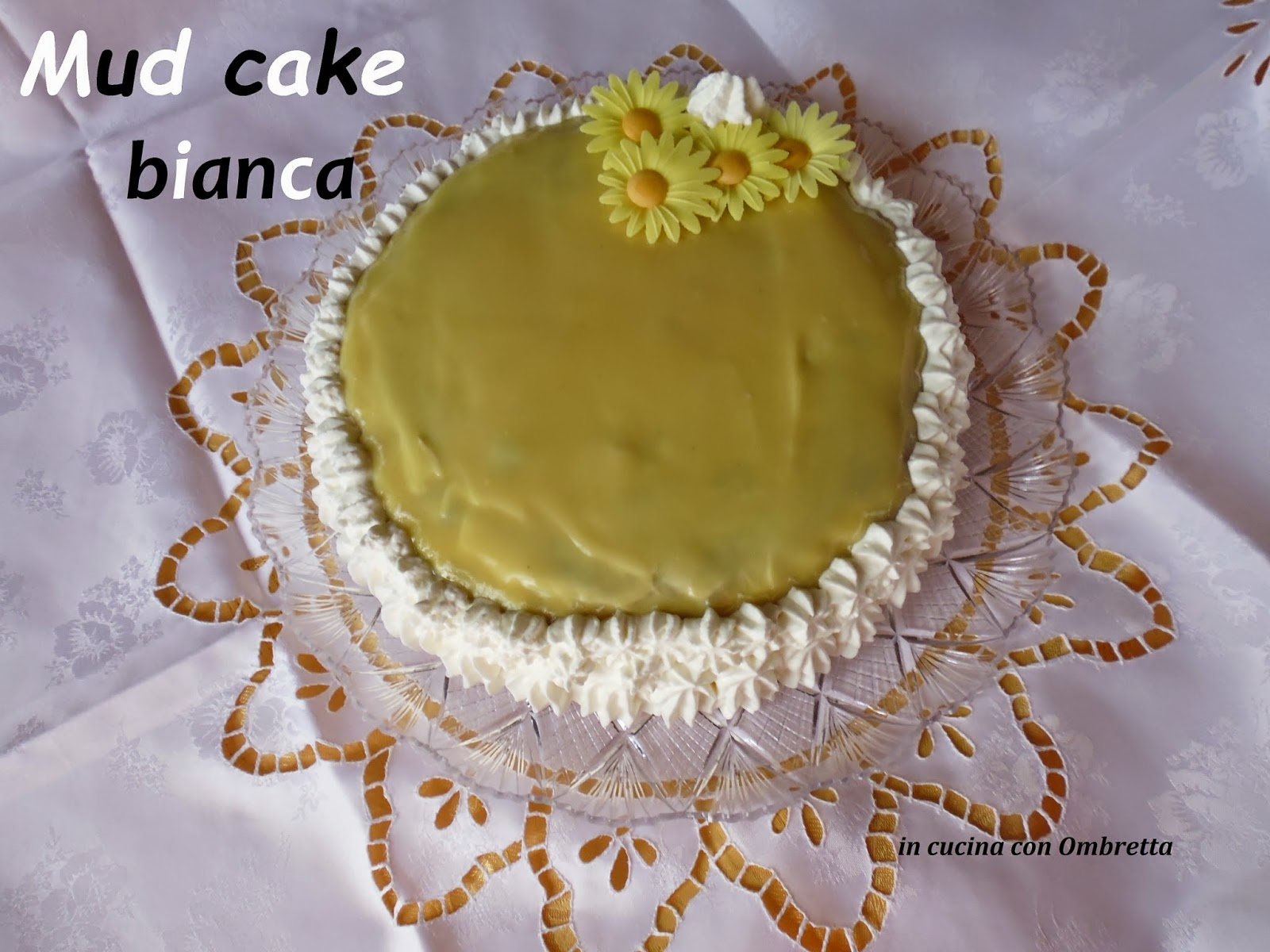 mud cake bianca