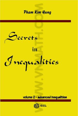 Secrets In Inequalities, Advance Inequalities