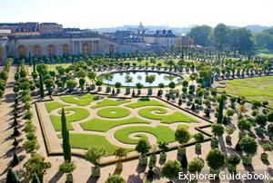 Taman Istana Versailles Palace
