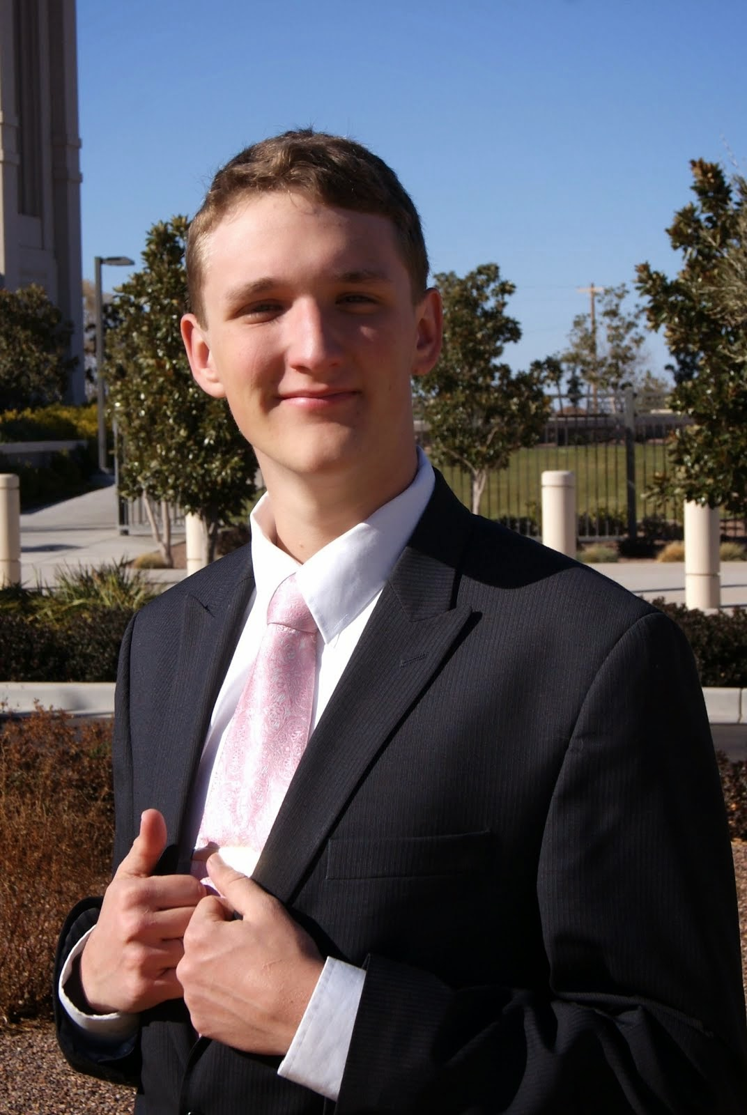 Elder Anthony Whetten