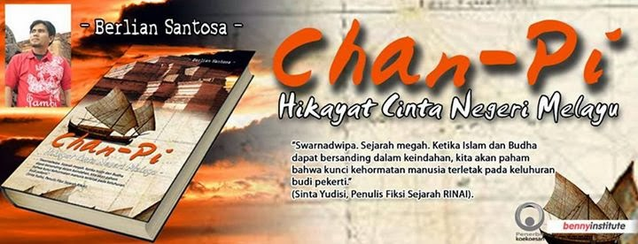 """Novel Chan-Pi """"Hikayat Cinta Negeri Melayu"""""""