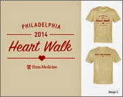 Heart Walk Shirt C