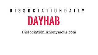Dissociation Daily DAYHAB