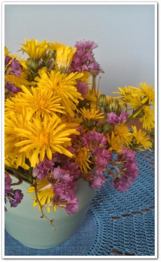 kwiaty, kwiaty polne, bukiet