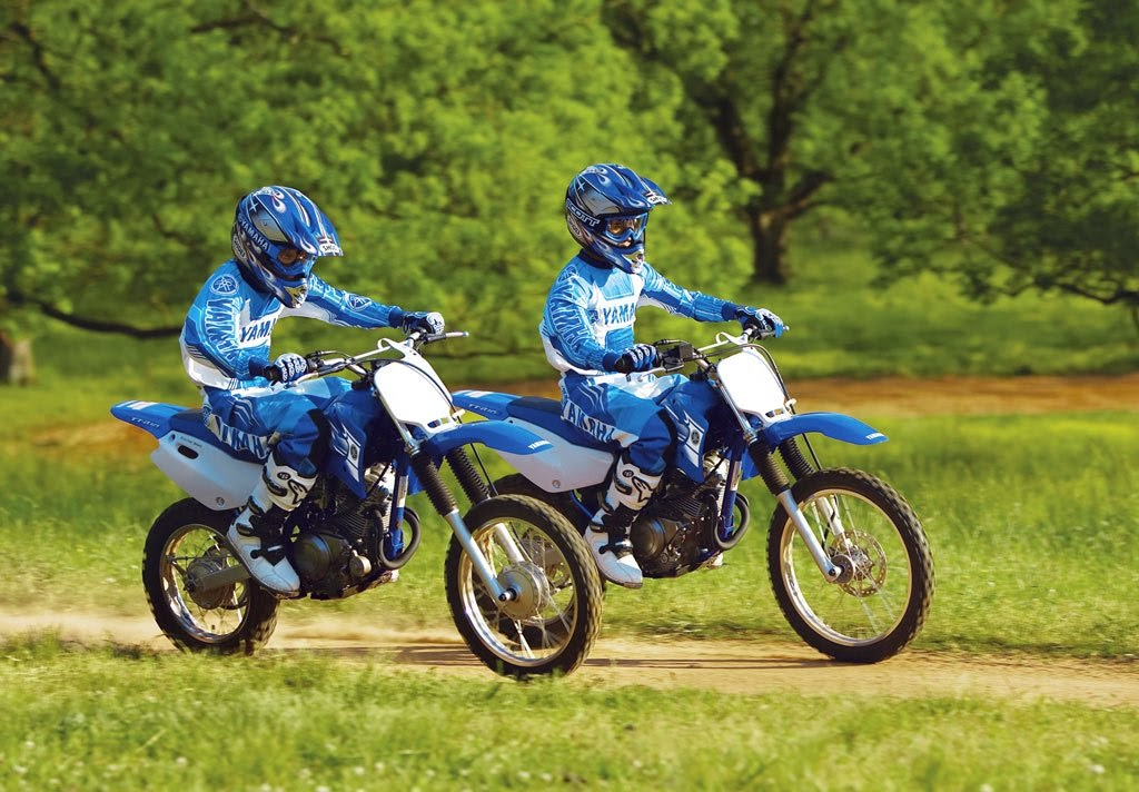Yamaha YZ450F Dirt Rider Motocross Bikes