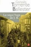 Saga/fuga de J.B., de G. Torrente Ballester