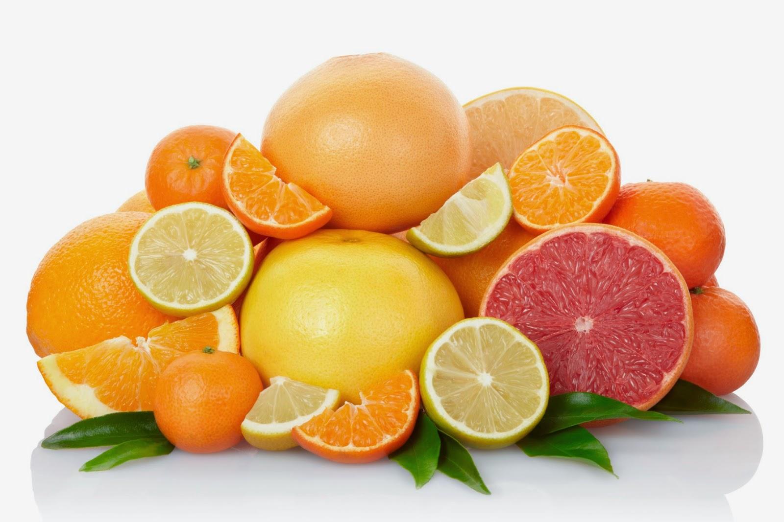 5 Buah Yang Banyak Mengandung Vitamin C