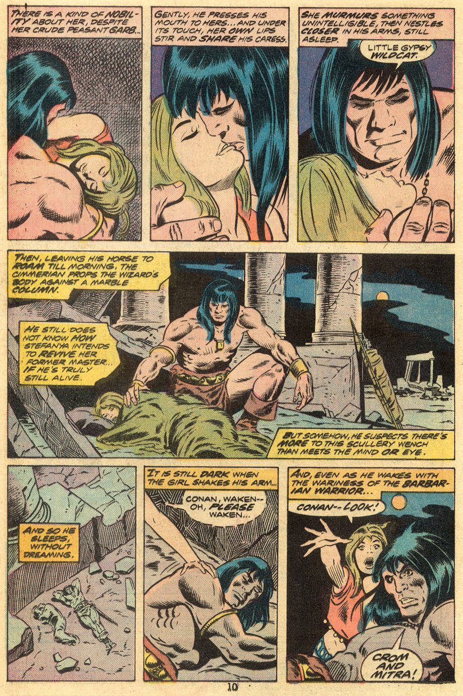 Conan the Barbarian (1970) Issue #47 #59 - English 7