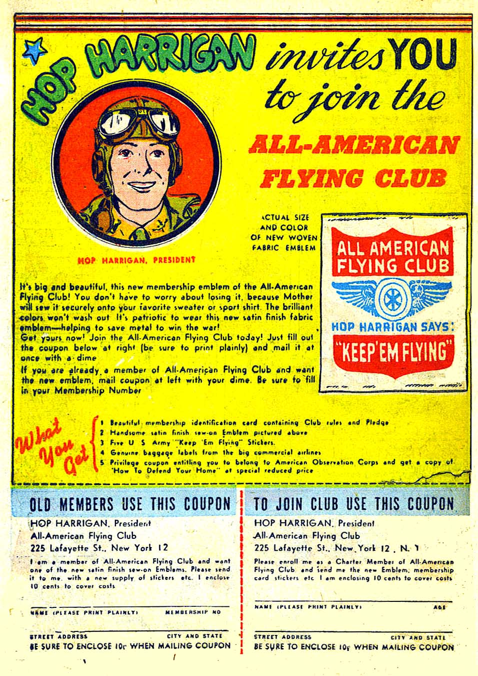 Read online All-American Comics (1939) comic -  Issue #65 - 41