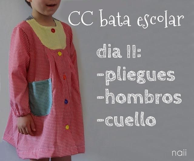 CC Bata Escolar: Día II - Modelo 1