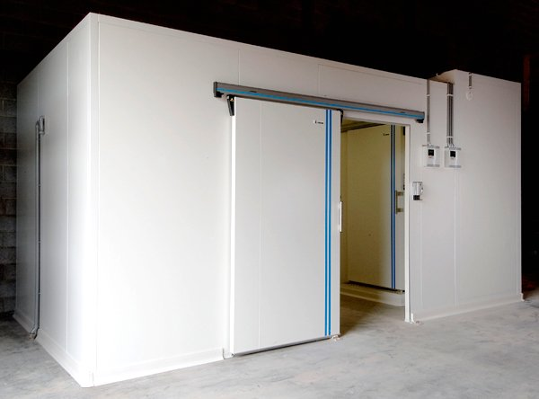 ruangan coldstorage :Room Coldstorage, Panel room