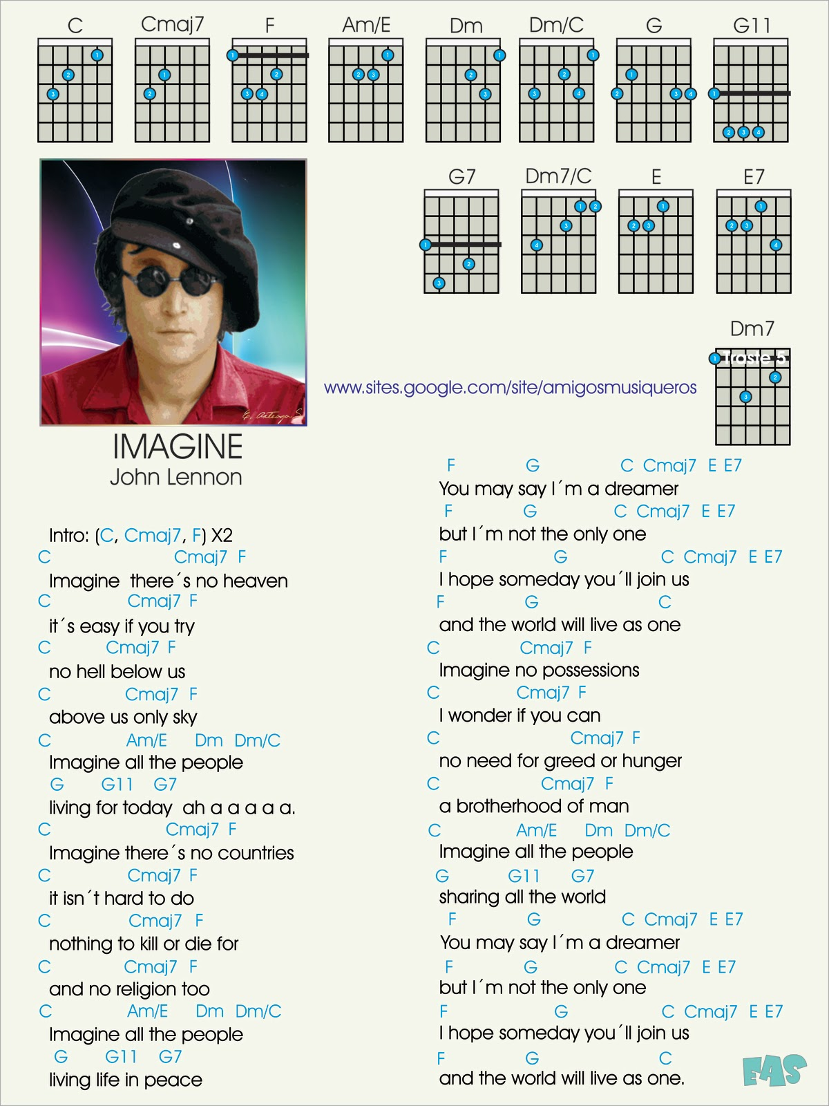 analyzing john lennons imagine Sometime back, i wrote a little piece about john lennon's hymn to  and nuclear  fire shrapnel (by which you mean my analysis) of imagine.