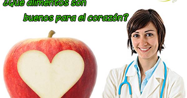 Nutricion estetica por san valetin alimentos para el - Alimentos saludables para el corazon ...