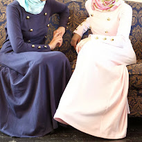Jubah, Blouse, Nursing Attire