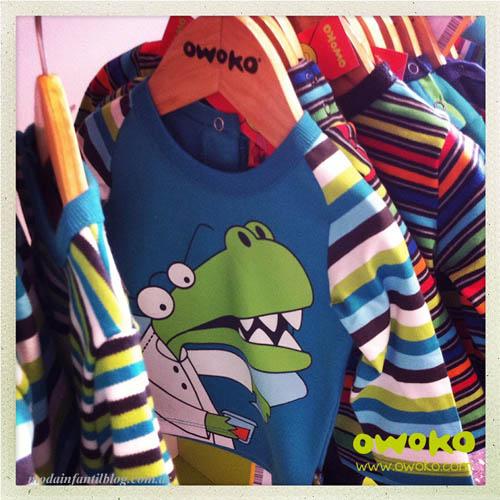 owoko moda infantil otoño invierno 2014