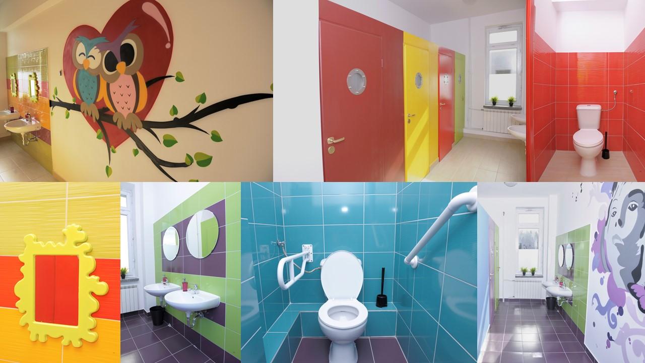 Wzorowe łazienki W Każdej Szkole Marzenie Czy Realizm To