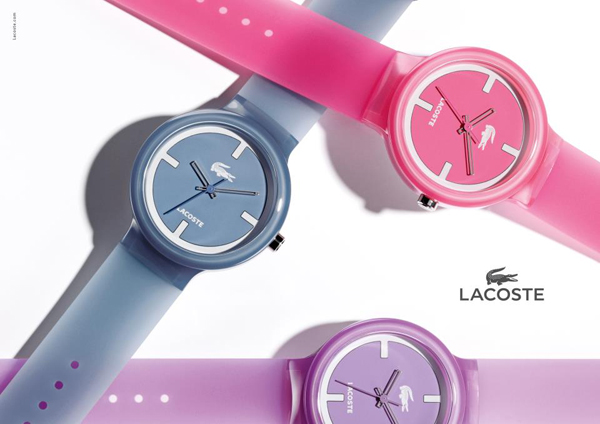 relojes Lacoste 2012