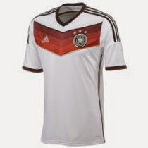 Adidas DFB Germany Home Soccer 00 Jersey