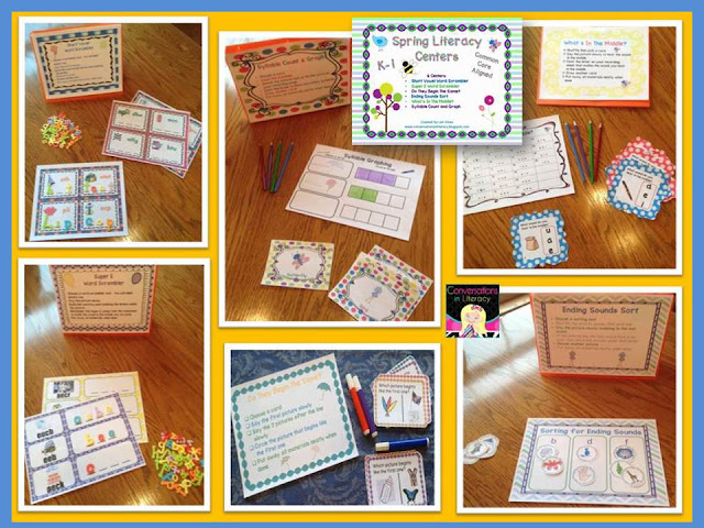 K-1 phonemic awareness activities
