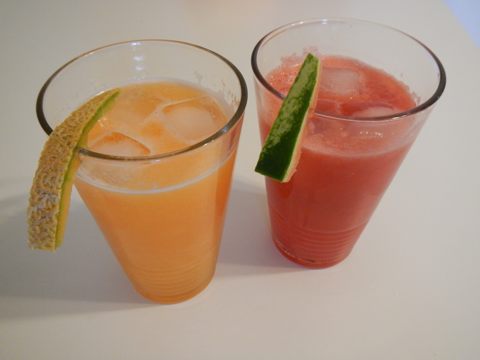 Melon Agua Fresca Recipe — Dishmaps