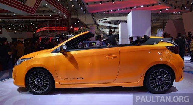 Toyota Yaris Legian