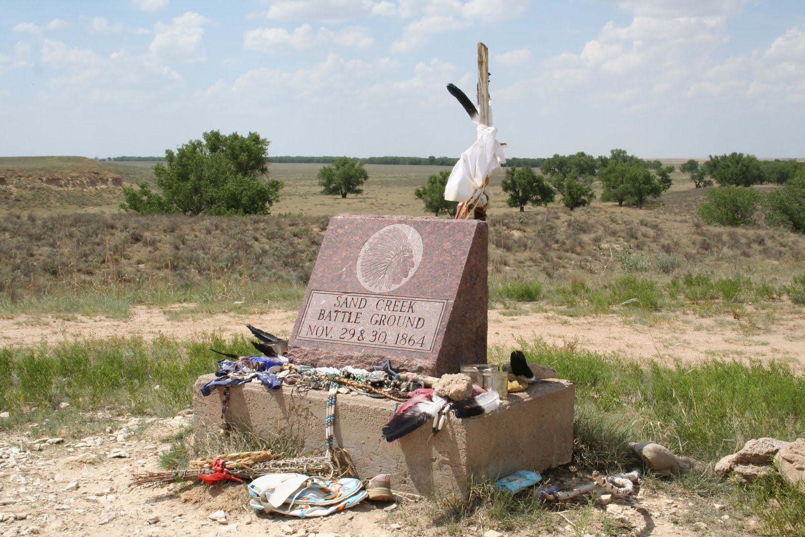 the sand creek massacre On nov 29, 1864, along an ice-covered creek on the colorado territory's eastern plains, bill tall bull lost his grandpa peace-minded cheyenne chief white antelope was probably tall bull's great-great-grandfather, but he calls him grandpa tall bull learned about the sand creek massacre not.