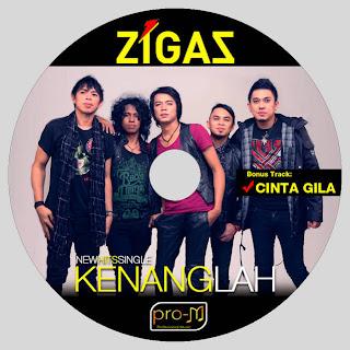 kunci gitar Zigaz Kenanglah