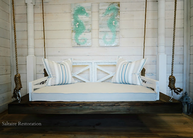 Coastal Living, Front Porch swings